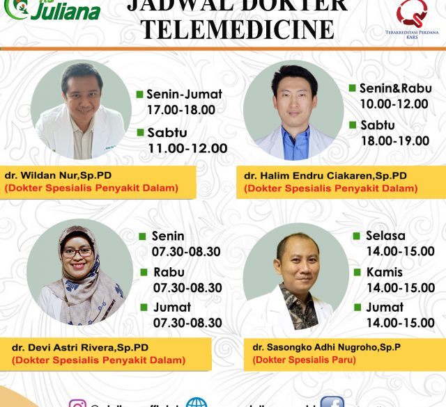 Layanan Telemedicine RS Juliana